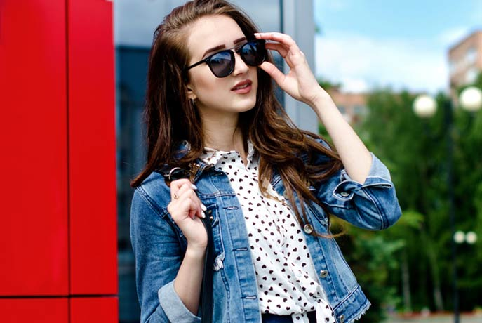 How to look fashionable on a budget