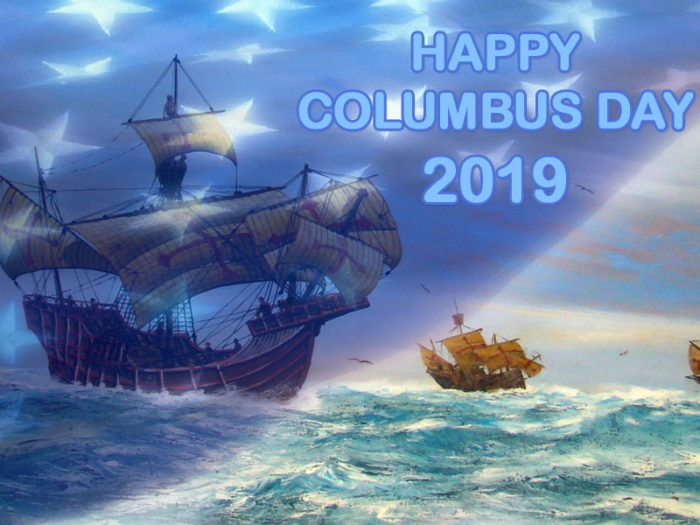 Columbus Day 2019 images
