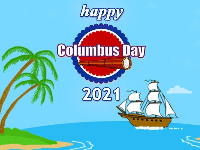happy columbus day 2021 images
