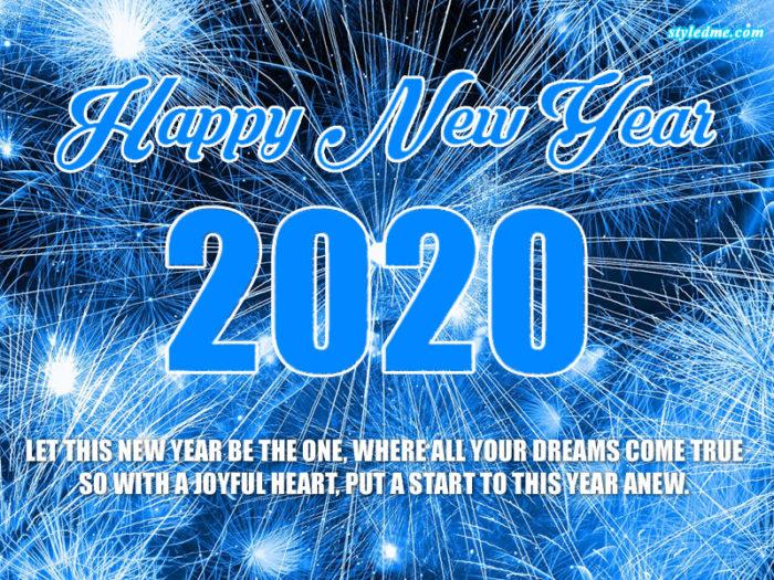 happy new year 2020 quotes