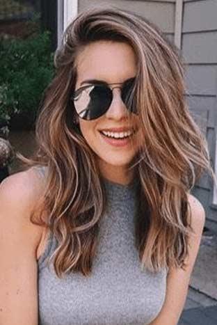 30 Cute Medium Length Hairstyles 2020 For Women Cool Hairlook Ideas