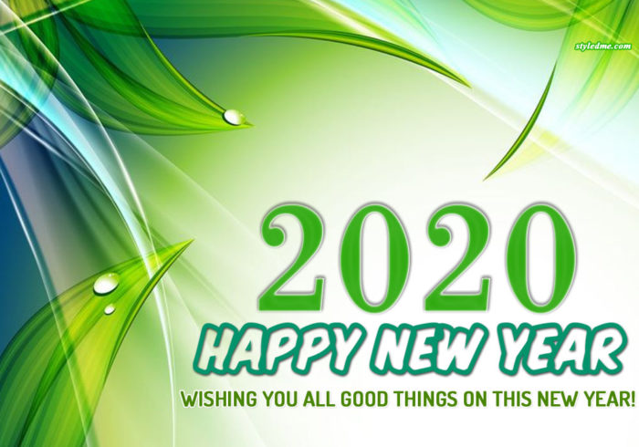HD 2020 wishes pics