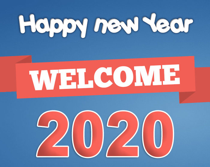 Welcome 2020 images