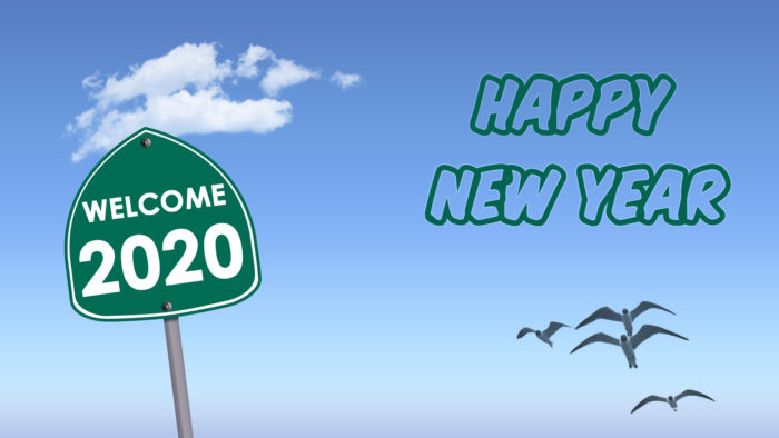 Welcome 2020 wallpaper HD pics download