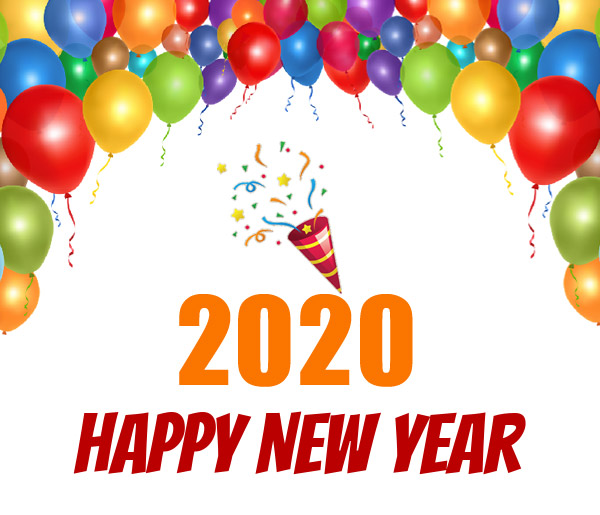 New Year's Day clipart images