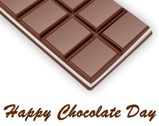 chocolate day clipart 2020