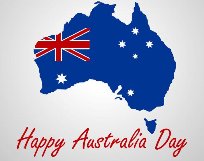 Happy Australia day 2020