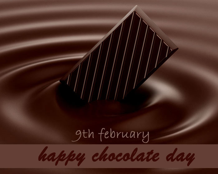 Happy Chocolate Day 2020 photo
