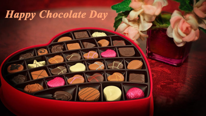 happy chocolate day wallpaper 2020