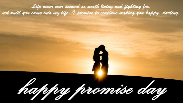 Happy Promise day 2020 wallpapers