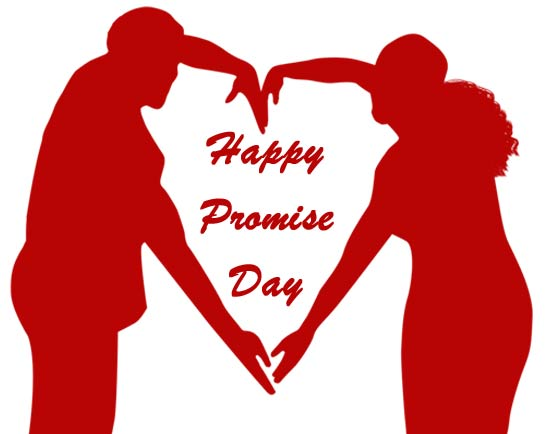 happy promise day clipart