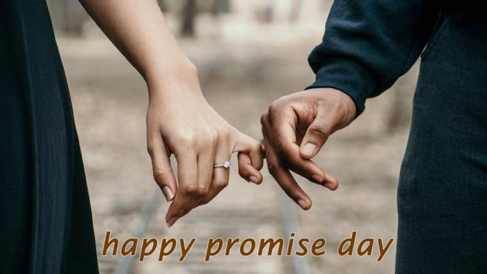 Happy Promise day wallpaper HD background
