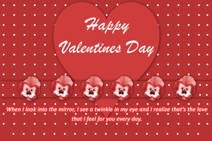 Happy Valentines Day 2021 cards for wife
