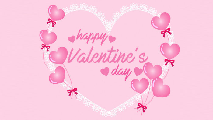 happy valentines day wallpaper romantic background