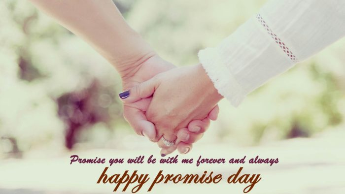 Promise day wallpaper pic background