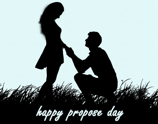 Propose day 2020 Clipart