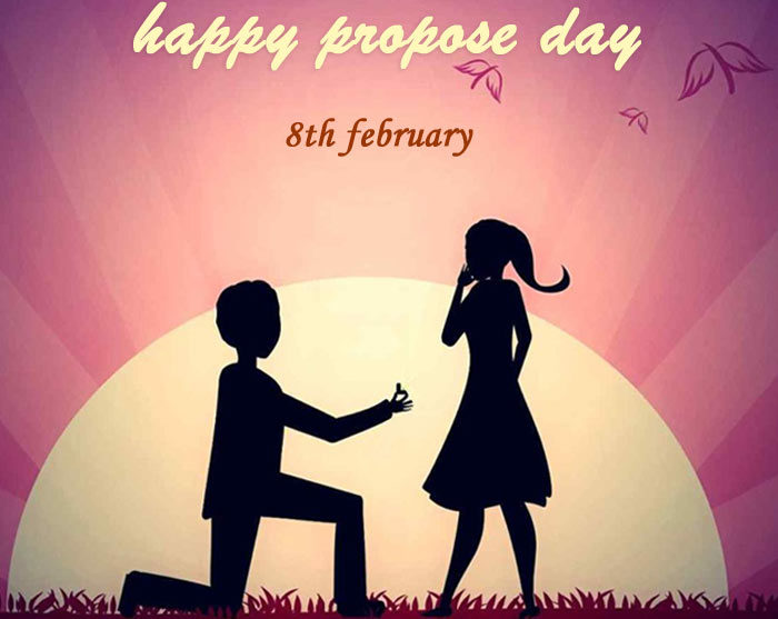 happy propose day couple images