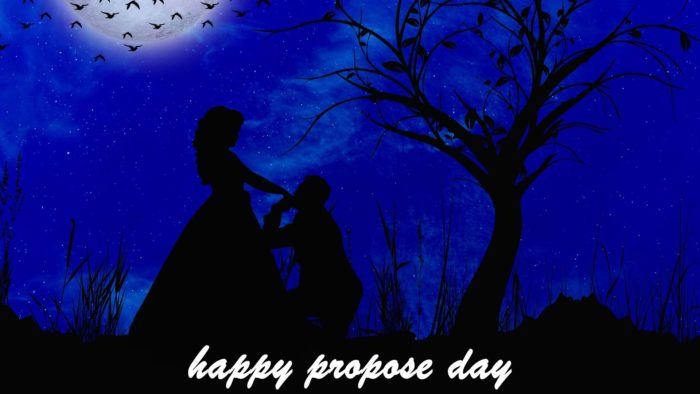 8 february propose day wallpaper
