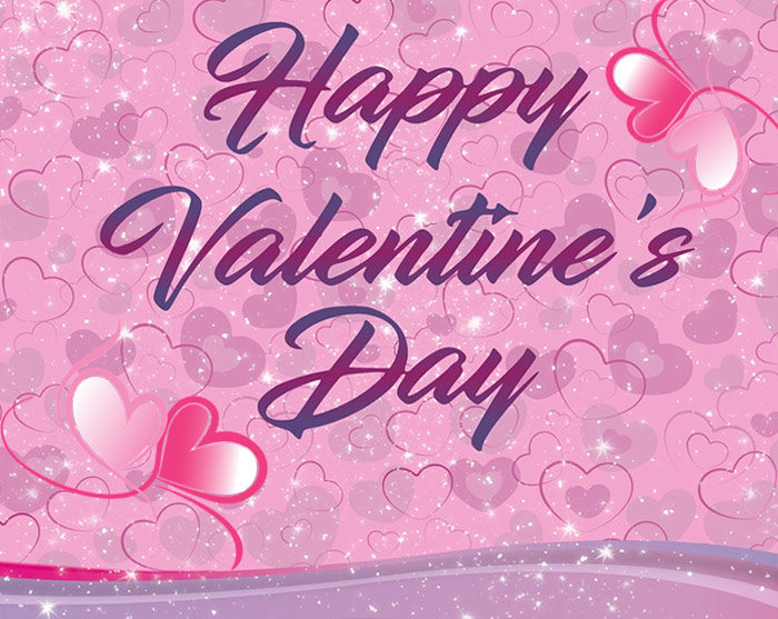 valentines day hearts background pictures