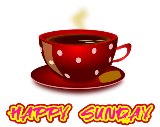 good morning happy sunday clip art images free