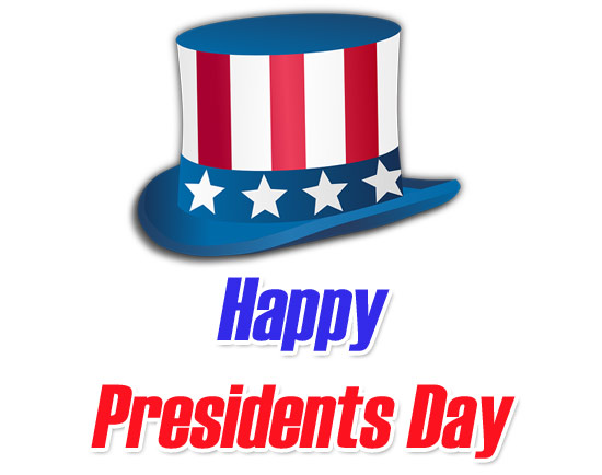 Happy Presidents day clipart free download