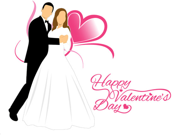 valentines day love heart couple clipart 2020
