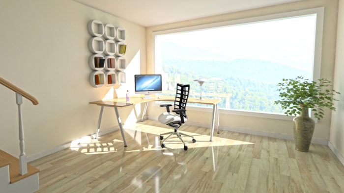 zoom virtual backgrounds home office space nice interior