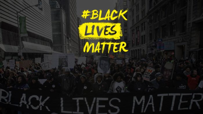 Black Lives Matter Zoom background