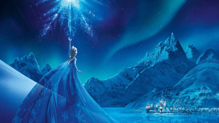 frozen disney virtual backgrounds for zoom meetings