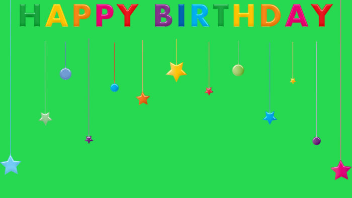 green screen happy birthday virtual backgrounds for zoom meetings