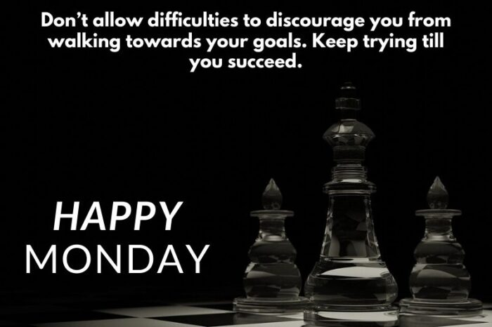 Happy Monday motivation quotes for work