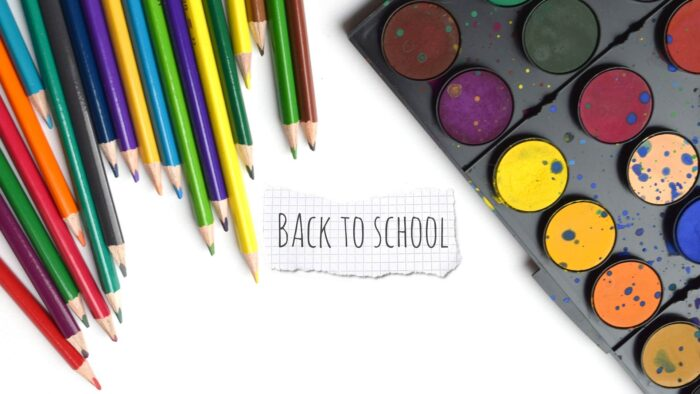 back to school zoom background