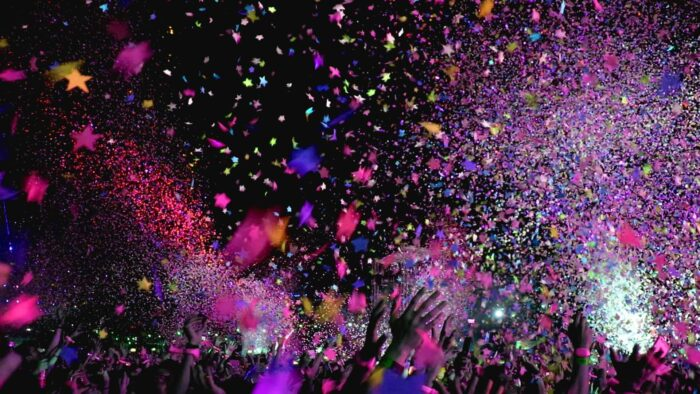 dance party zoom virtual backgrounds free download background