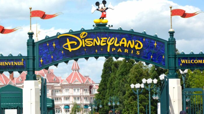 disneyland Paris background for zoom meeting free virtual backgrounds images