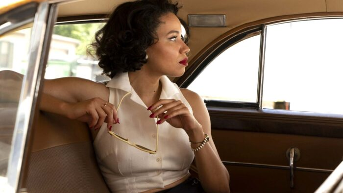 Jurnee Smollett-Bell Lovecraft Country