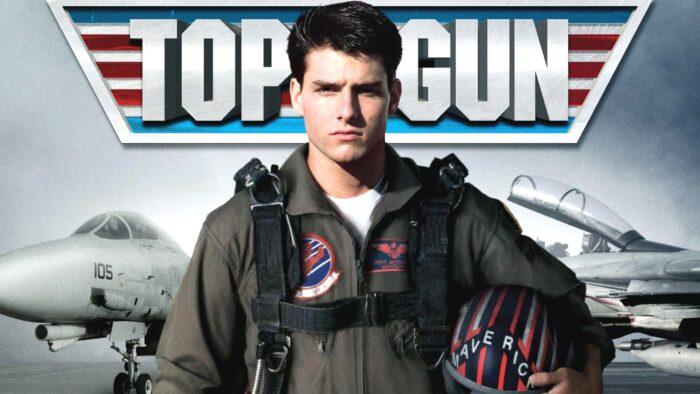 Top gun zoom background