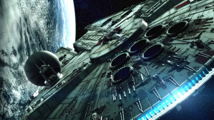 galaxy spaceship star wars zoom virtual backgrounds free game background