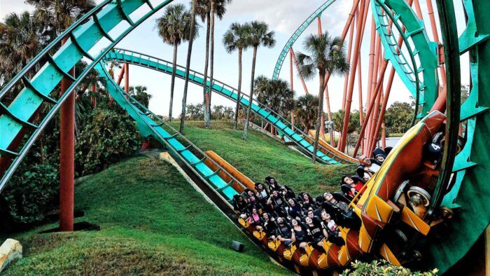 roller coaster ride background virtual backgrounds for zoom meetings
