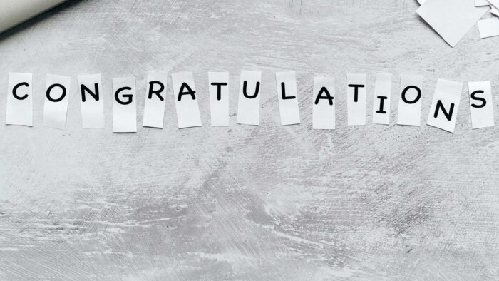 congratulations zoom virtual backgrounds professional promotion graduation background