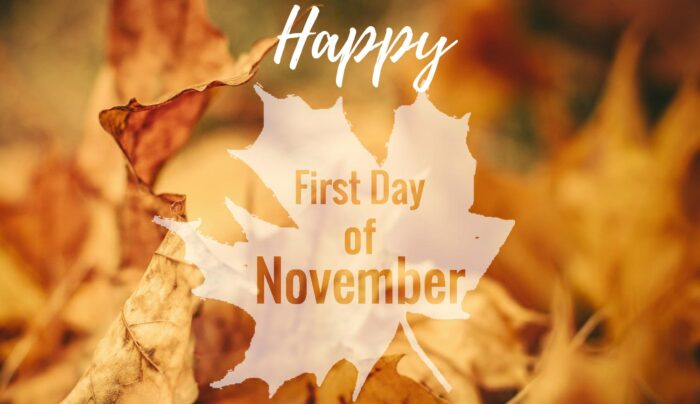 happy first day of november images 2020 pictures