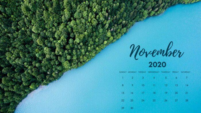 november 2020 free desktop wallpaper background