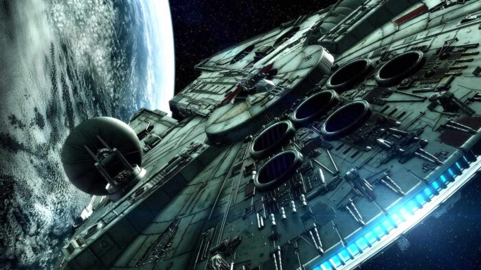 star wars webex background