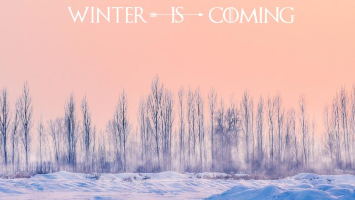 winter is coming background plain virtual backgrounds for zoom meetings