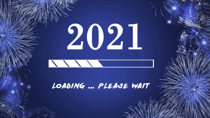 2021 loading wallpaper