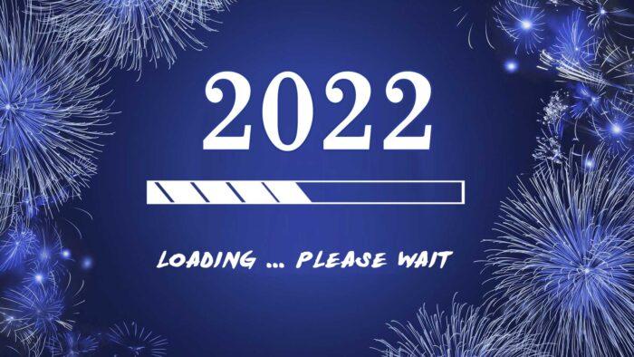2022 loading wallpaper