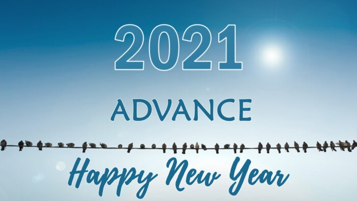 advance happy new year 2021 hd wallpaper download desktop laptop