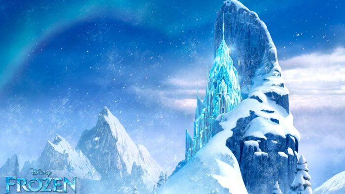 frozen background Disney movie virtual backgrounds for zoom meetings