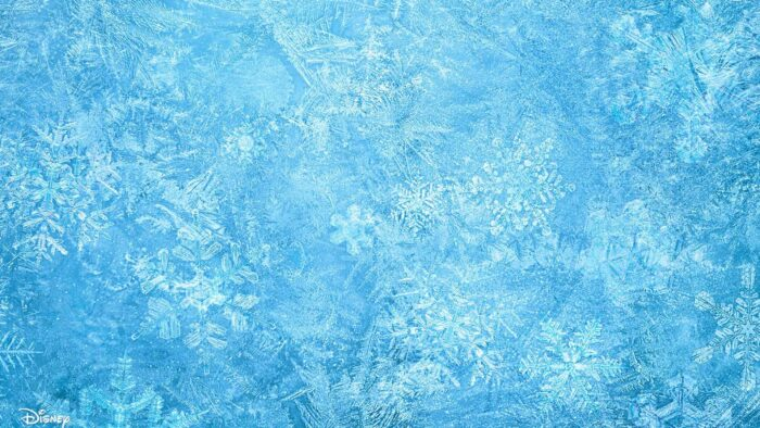 frozen zoom virtual backgrounds Disney movie themed background
