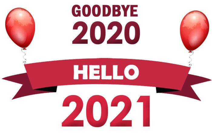 goodbye 2020 hello 2021 clipart free images