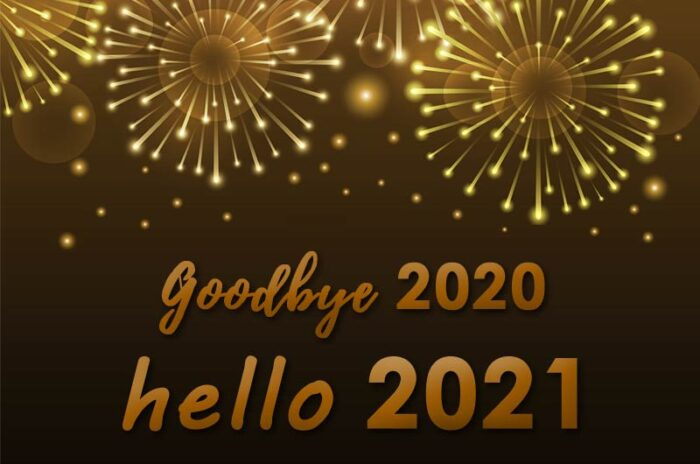 goodbye 2020 hello 2021 images banner